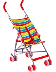 Red Kite Baby Push Me Lite Summer Stripe Pushchair