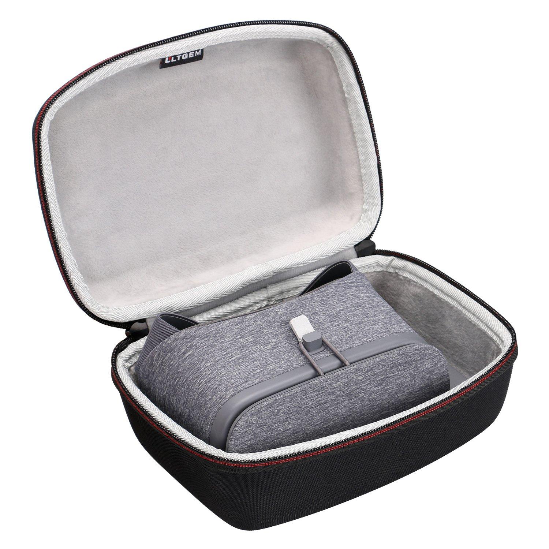 LTGEM EVA Hard Case for Google OEM Daydream View - VR Headset (Travel Carrying Storage Bag)
