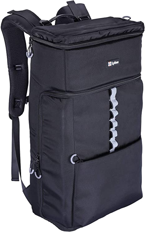 Lykus RS1 Travel Backpack for DJI Ronin S, Camera, and Lens, Must Have Backpack for Ronin S