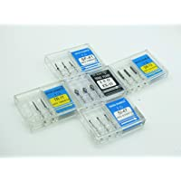 ADDLER Dental Diamond Bur SF-41, TR-11, EX-11, SR-13, SI-47 Pack of 5 Pcs