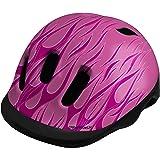 WeeRide Babies - Casco de ciclismo para bebé (44 cm, talla S), color rosa