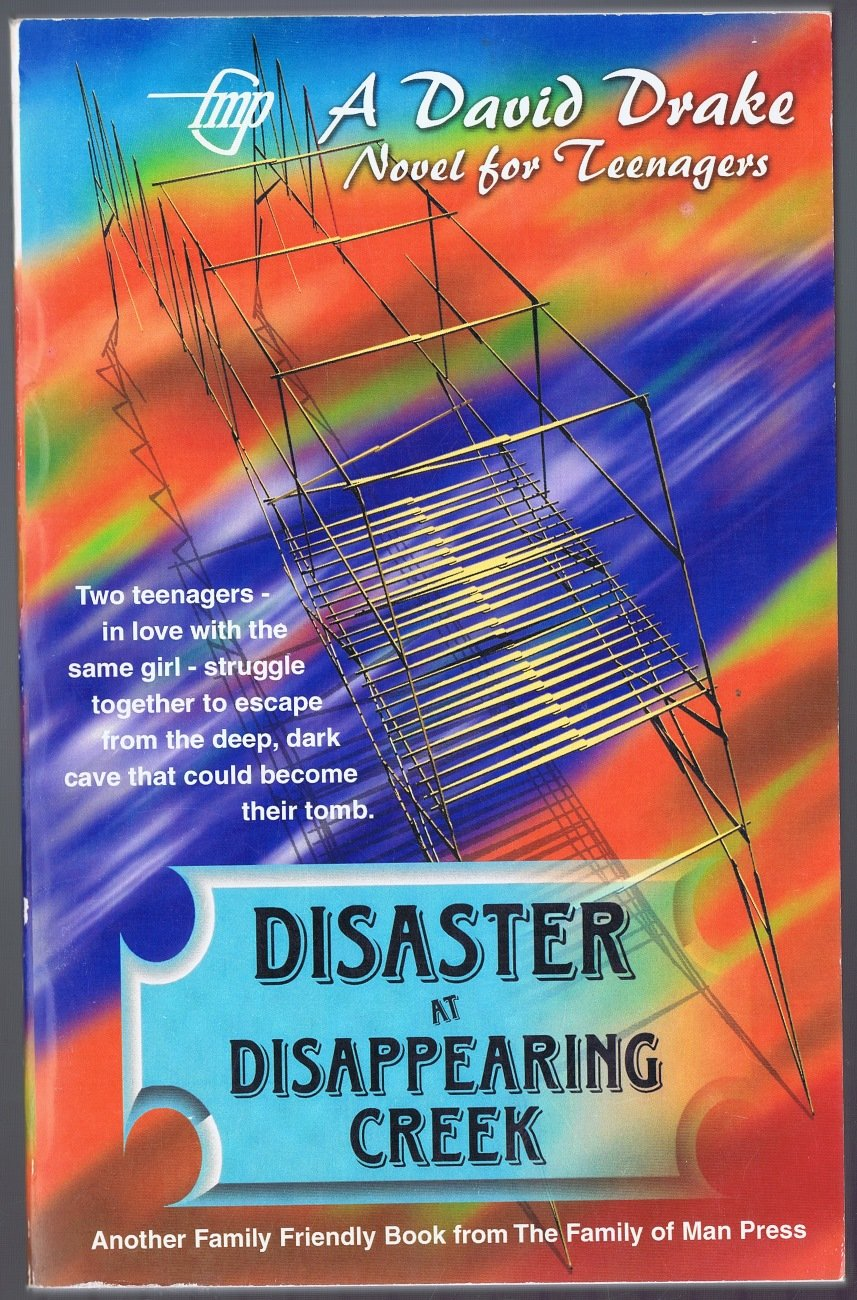 Download Disaster at Disappearing Creek: A novel for teenagers PDF