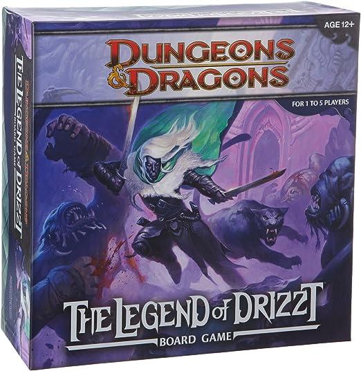 D&D TABLERO: LEGEND OF DRIZZT juego en inglés: Amazon.es: Juguetes y juegos