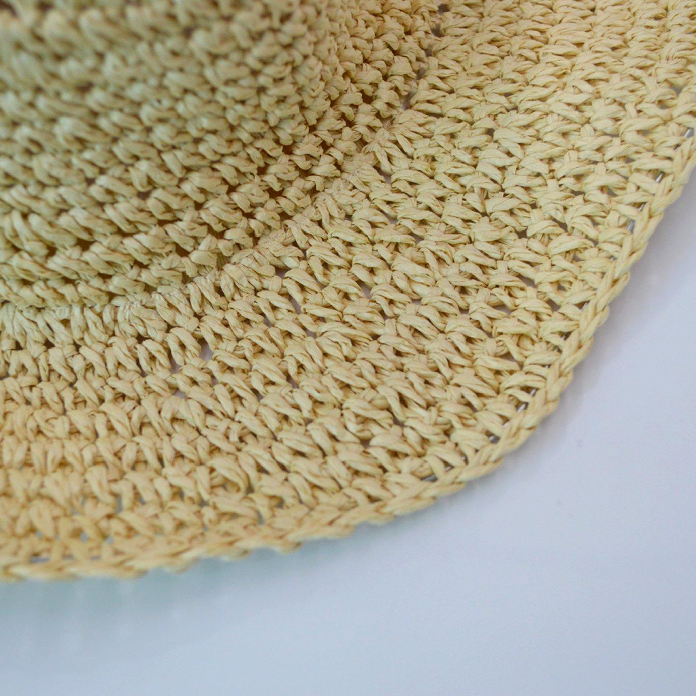 Monique Kids Sharp Pointed Straw Sunhat Beach Sun Hat Sun Cap Halloween Spire Witch Hat