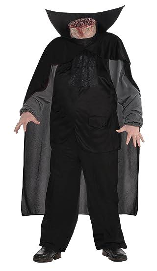 Amscan Disfraz De Hombre Sin Cabeza 845773 55 Xxl Amazones - Disfraces-sin-cabeza