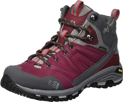 MILLET LD Hike Up Midg, Zapatos de High Rise Senderismo para Mujer: Amazon.es: Zapatos y complementos