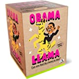 Big Potato Obama Llama: The Celebrity Rhyming Board Game