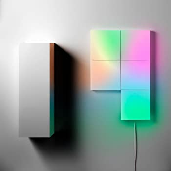 LIFX Multi-Color Wi-Fi Connected LED Light 5 Tiles Kit