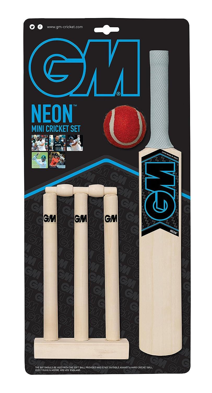 GM Neon Mini Cricket Set - Multicolour, One Size 42201701