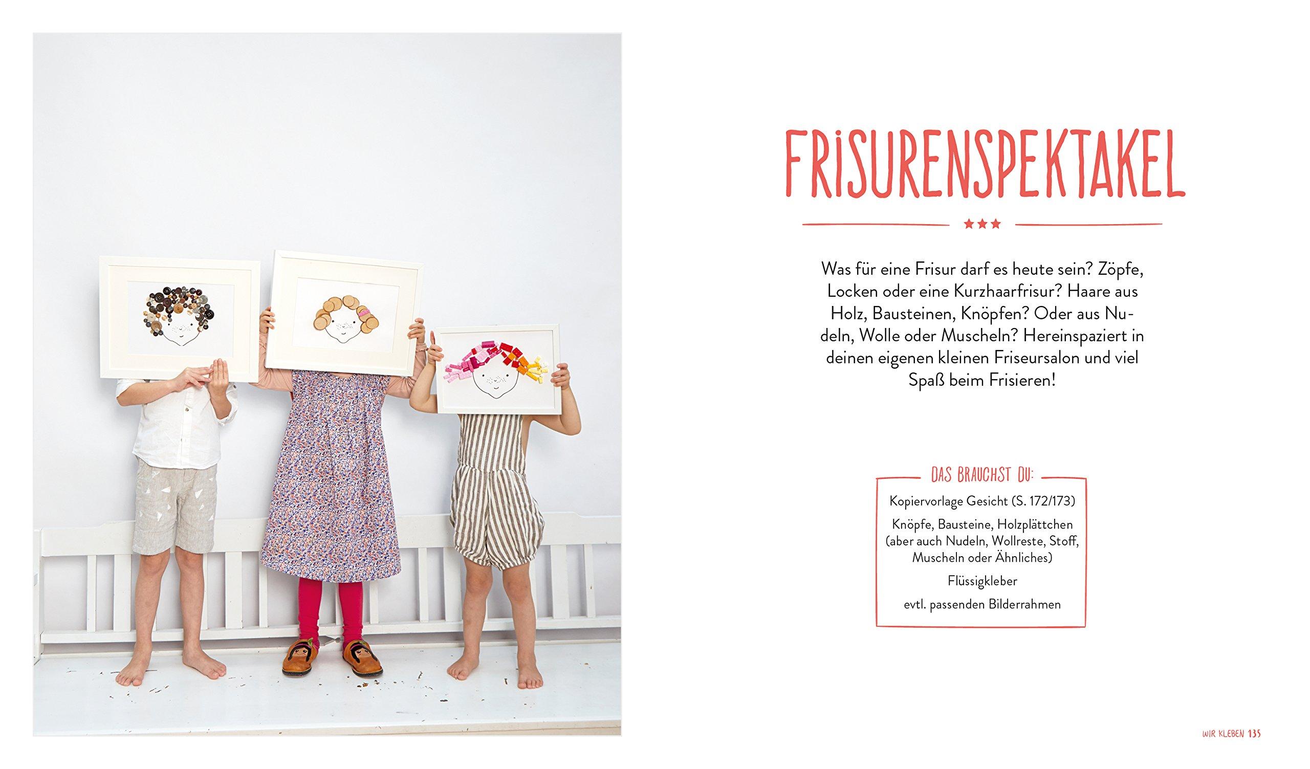 Das Kinderkunst-Kreativbuch: Viele bunte Projekte für Mama und Kind ...