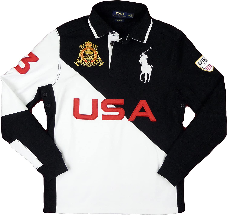 Camiseta de polo Ralph Lauren Big Pony – Crest Logo Camiseta de ...