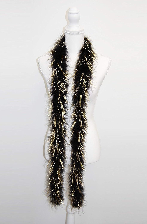 Feather Boa Marabou 2 Yards Long 72 Kelly Green 22 Grams