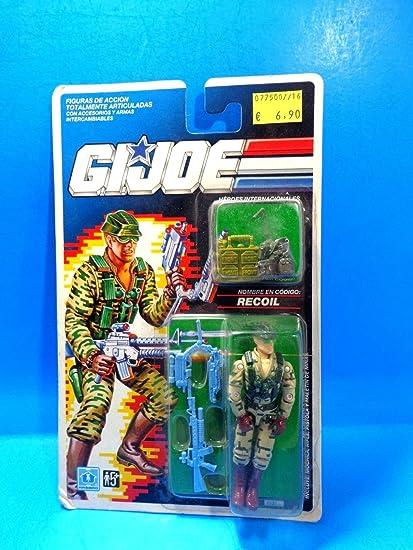 GI Joe Recoil Long Range Recon Patrol