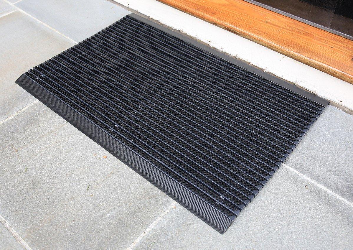 Mats Inc. World's Best Outdoor Mat 2.0, 2' x 3', Black
