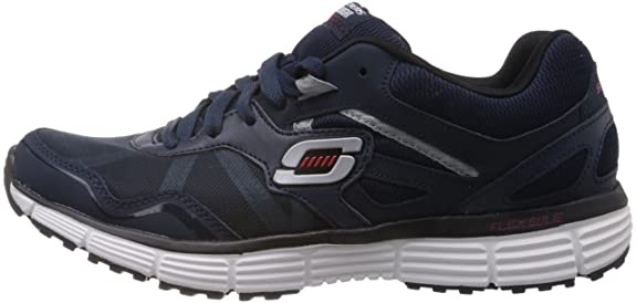 Amazon.com | Skechers Mens 51258 Agility Victory Won Training Sneaker |  Fashion Sneakers