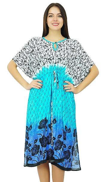 nuovo di zecca 78be8 dffd6 Bimba - Vestito - Kimono - Floreale - Donna: Amazon.it ...