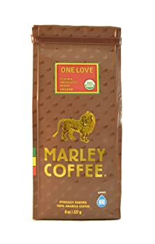 Marley Coffee Organic One Love Ground Coffee