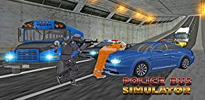 Police Bus Chase Adventure by mas3dstudio