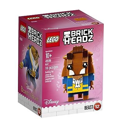 LEGO BrickHeadz Beast 41596 Building Kit: Toys & Games