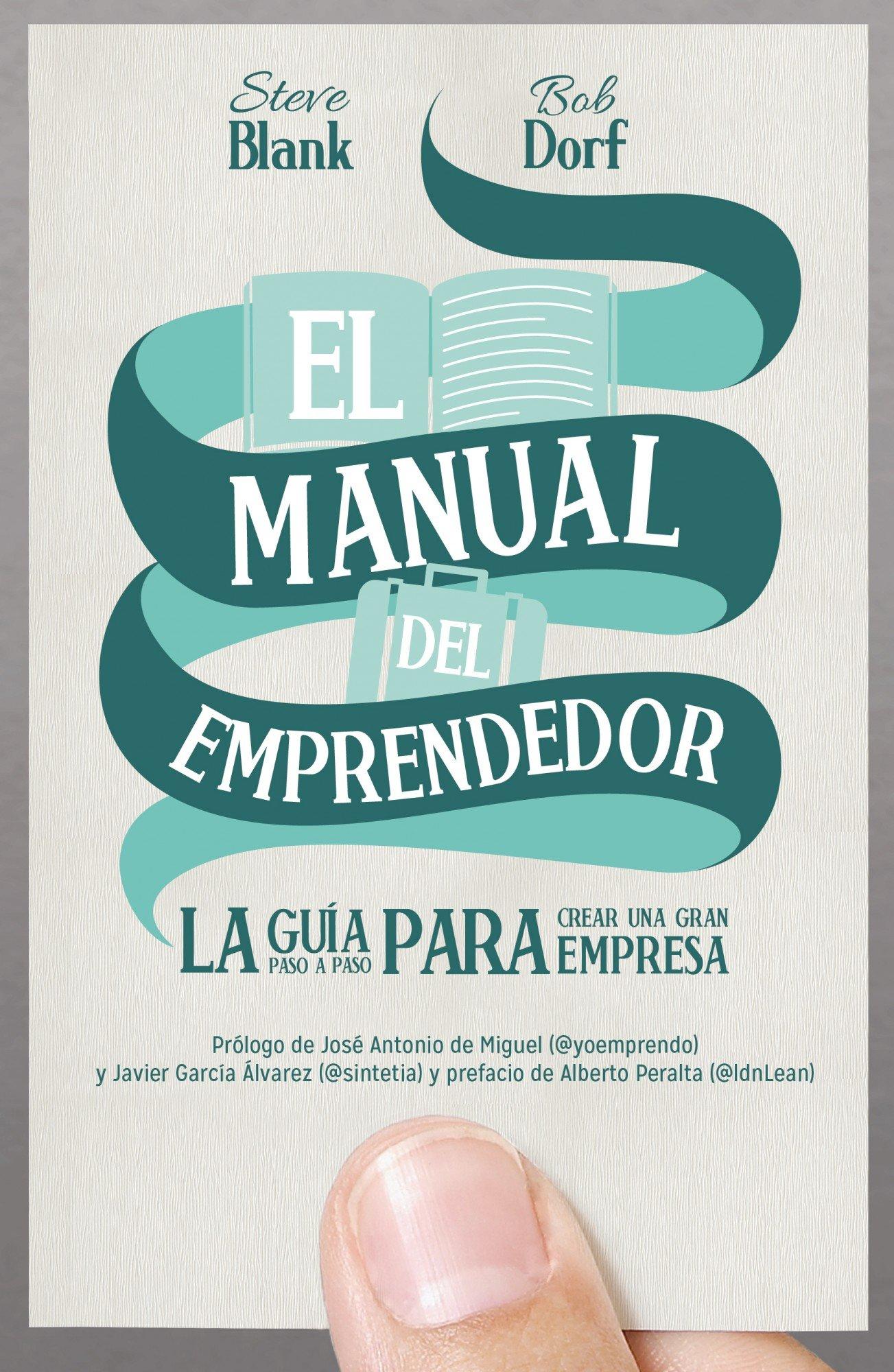 Resultado de imagen de El Manual de Emprendedor.