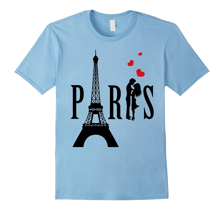 Eiffel Tower Paris Shirt I'm In Love Paris France shirt- TPT