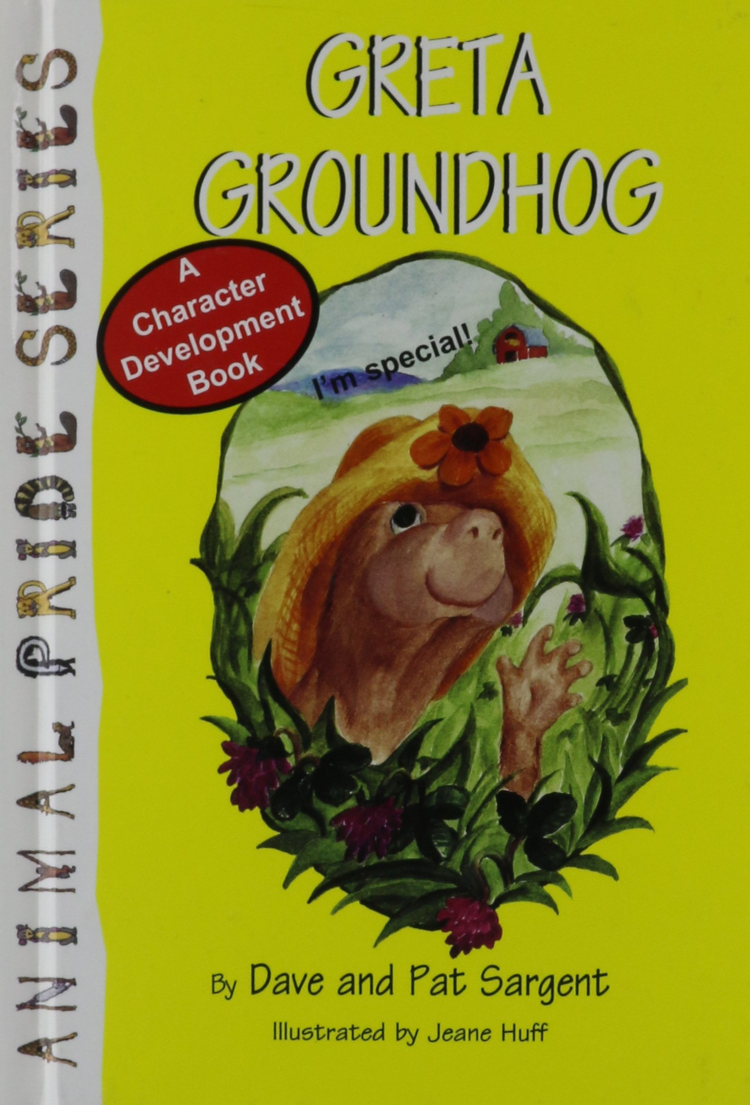 Greta Groundhog (Animal Pride Book 20)