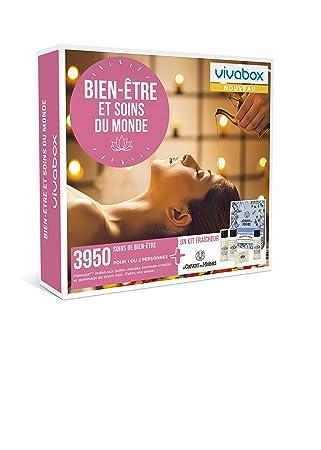Vivabox Coffret Cadeau Femme Bien Etre Et Soin Du Monde