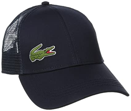 4a1915a26 Lacoste Men s Trucker Cap