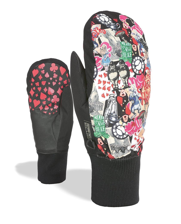 Level Damen Bliss Coral Mitt Handschuhe