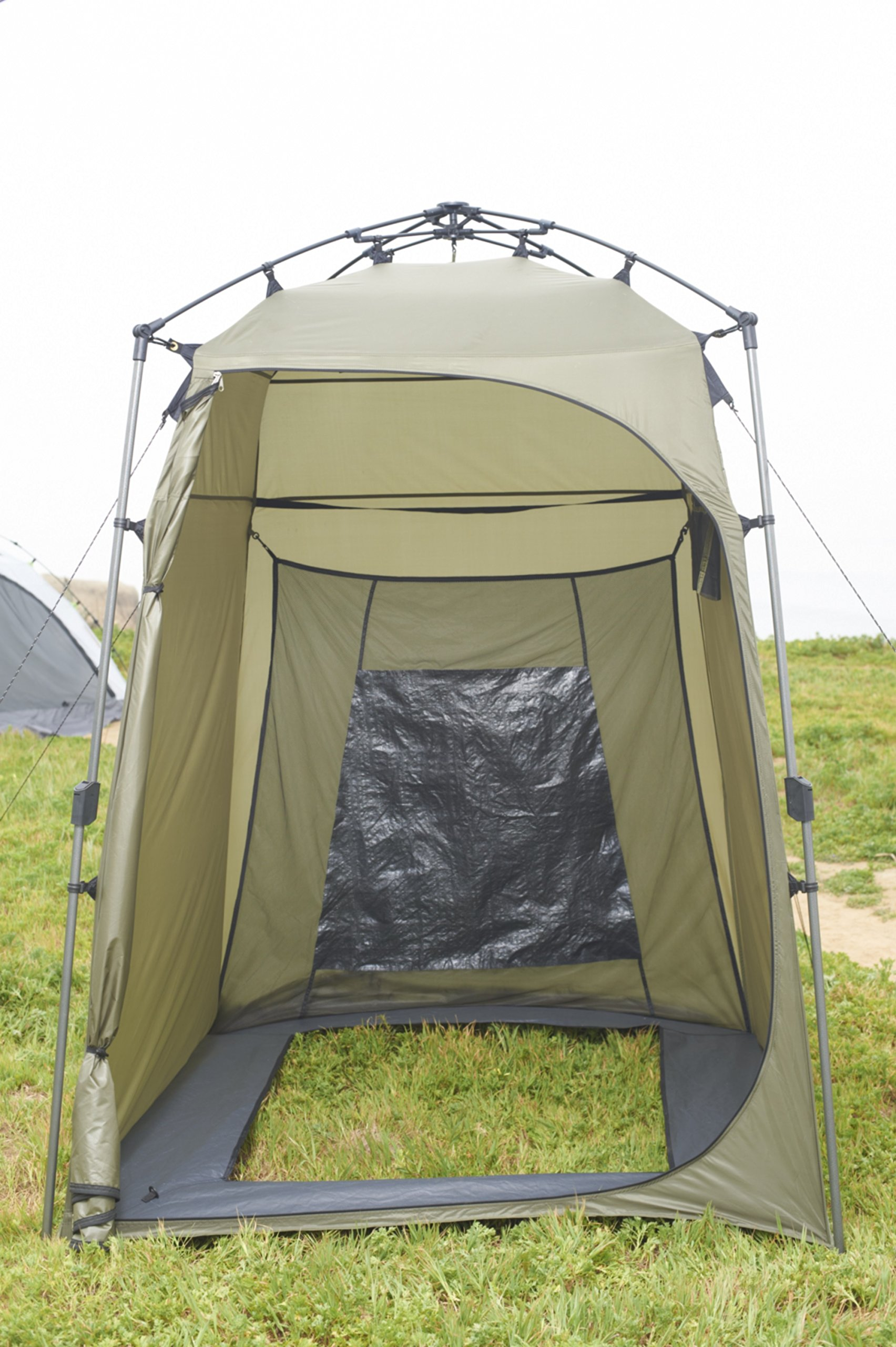 Lightspeed Outdoors Xtra Wide Quick Set Up Privacy Tent, Toilet, Camp Shower, Portable Changing Room by Lightspeed Outdoors (Image #4)