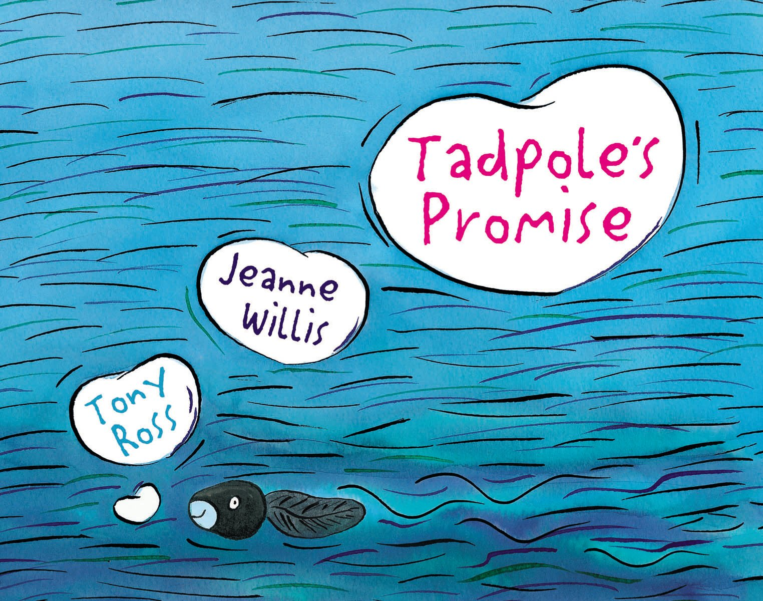 Image result for tadpoles promise