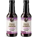 Big Tree Farms Organic Coco Aminos, Original Flavor, Soy Free, Vegan, Gluten Free, Paleo, Certified Kosher, Whole30, Non GMO,