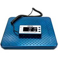 Accuteck 440lb Heavy Duty Digital Metal Industry Shipping Postal Scale (ACB440),Assorted Colors