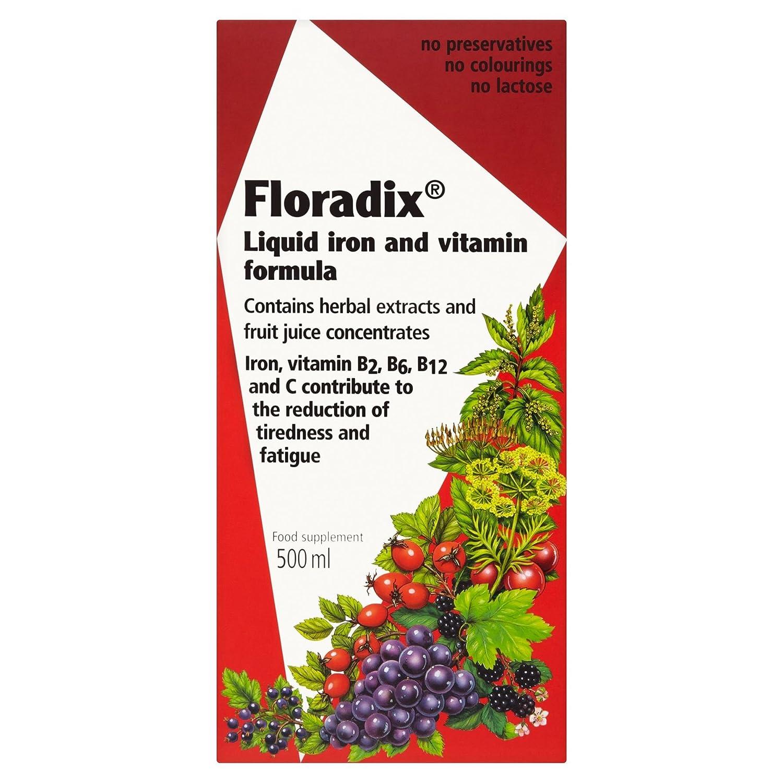 サルス社 Floradix フローラディクス 500ml×12本セット   B007MNUSO6