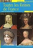 Reines de France (Toutes les) - MEMO