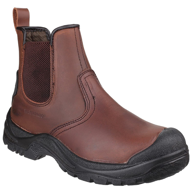 Amblers Safety  Herren AS200 Skiddaw Waterproof Dealer Stiefel