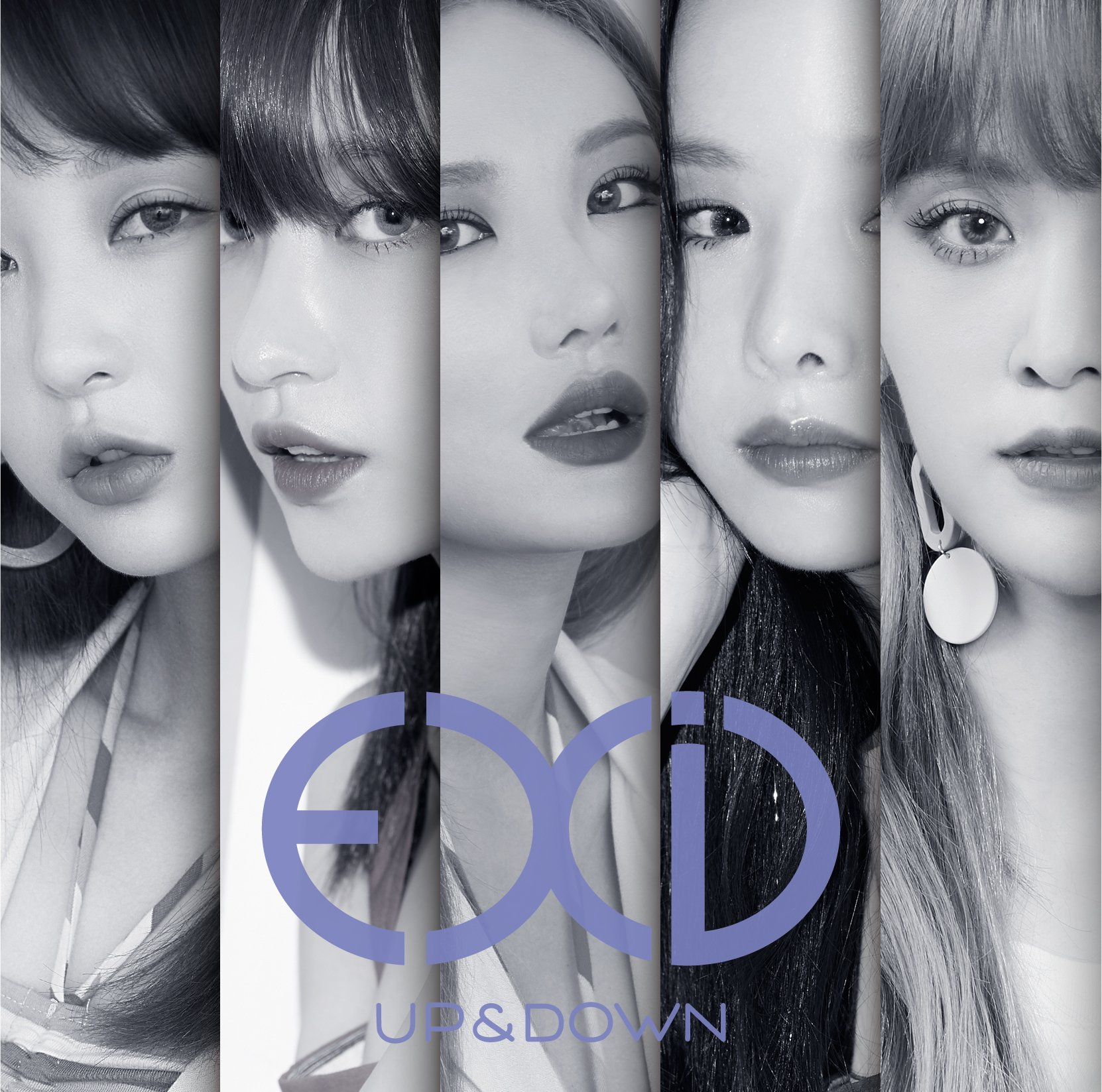 CD : Exid - Up&down (version B) (With DVD, Japan - Import, 2PC)