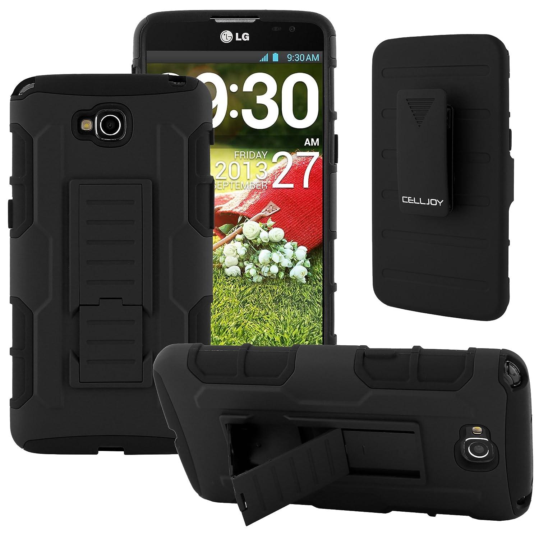 G Pro Lite Case Celljoy Future Armor Lg Optimus D686 Black D680 D682 Will Not Fit Regular Hybrid Ultra Dual