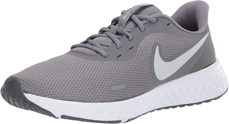 NIKE Revolution 5, Zapatillas de Atletismo Hombre: Amazon.es: Zapatos y complementos