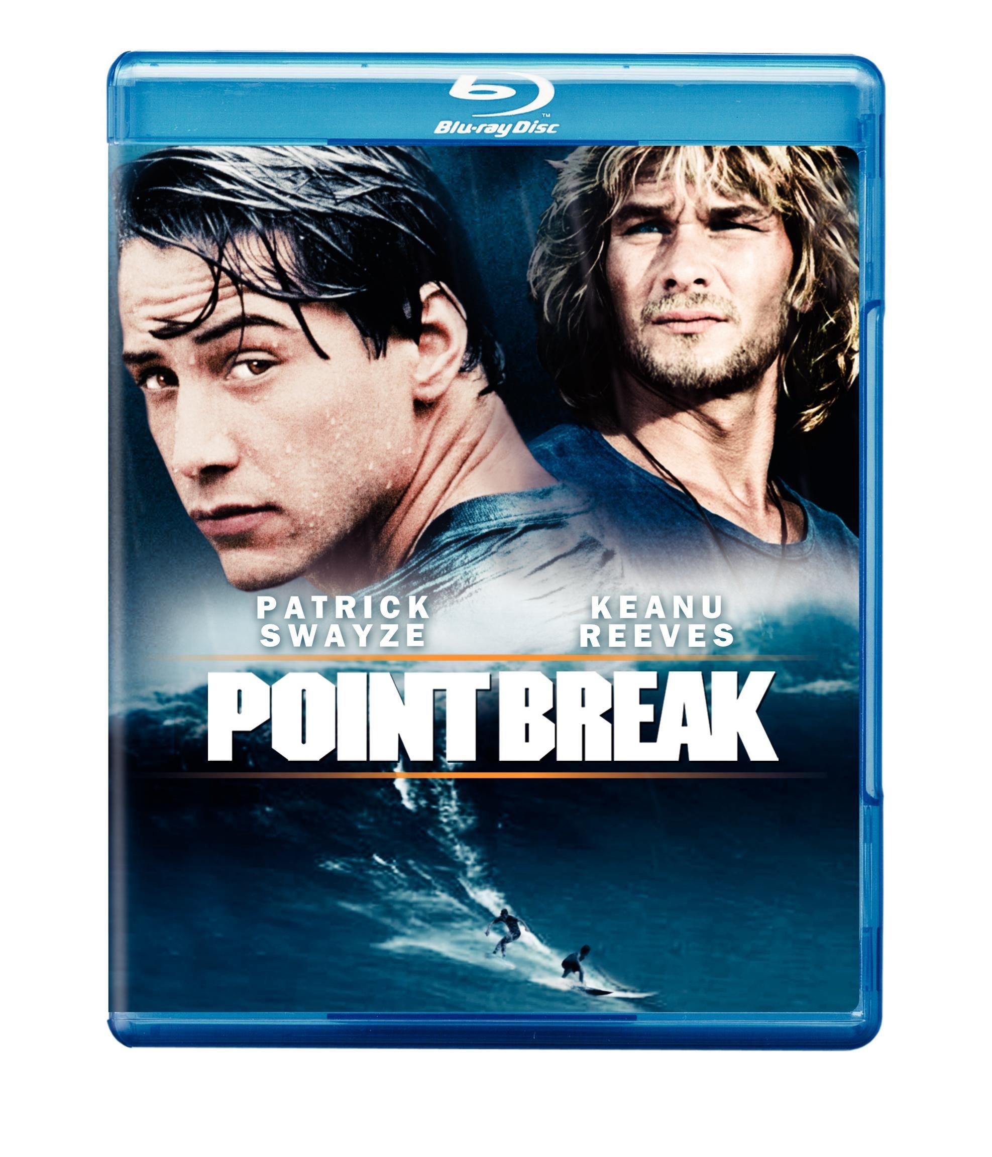 Blu-ray : Point Break (Blu-ray)