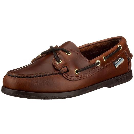 Chaussures Marron Sebago Pour Les Femmes 1KCH3Npx4R