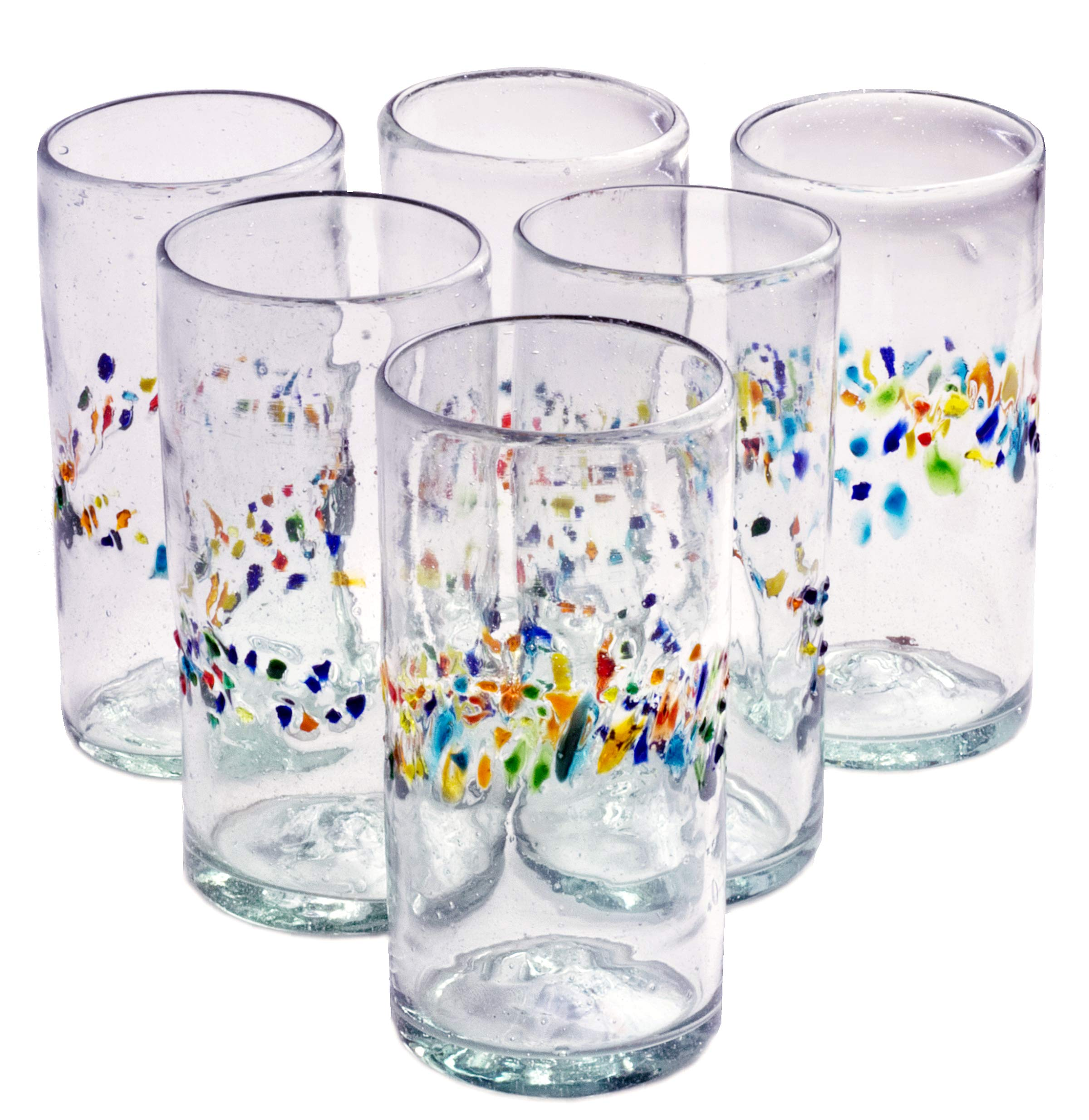 Orion Tutti Frutti 22 oz Tall Tumbler - Set of 6 by Orions Table (Image #1)