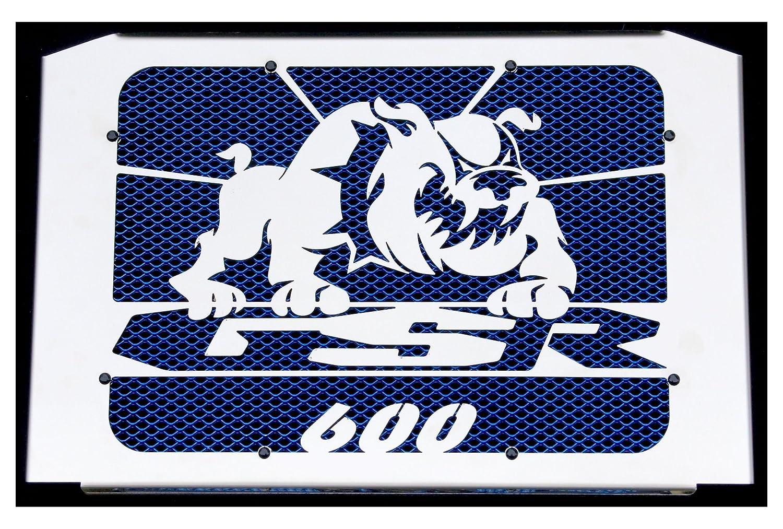 alambrera azul protecci/ón de radiador 600 GSR 20062011 design Bulldog