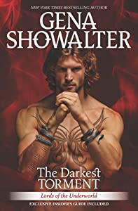 The Darkest Torment: A spellbinding paranormal romance novel (Lords of the Underworld)