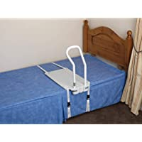 NRS Healthcare M48192 Support 2 in 1 Bed Rail (Eligible for VAT Relief in The UK)