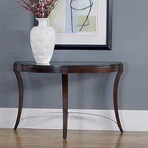 Liberty Furniture Industries Avalon Sofa Table, W48 x D18 x H30, Dark Brown