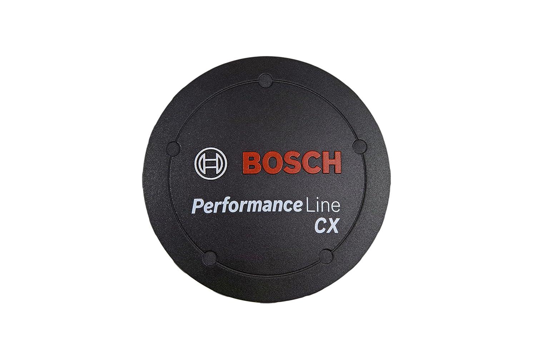 Bosch Logo-Deckel Performance CX Abdeckung schwarz One Size
