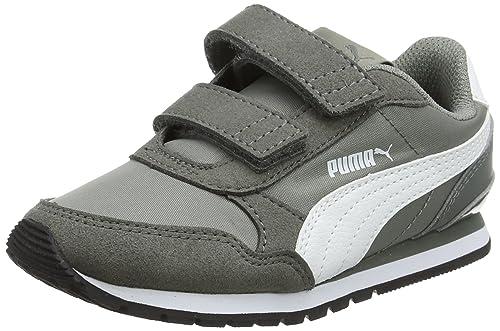 9433690e9e2d Puma Unisex Kids  St Runner V2 Nl V Ps Trainers  Amazon.co.uk  Shoes ...