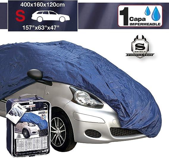 Sumex Cubierta resistente al agua y transpirable al aire libre de la protección completa Coche Cubierta Para Mg F