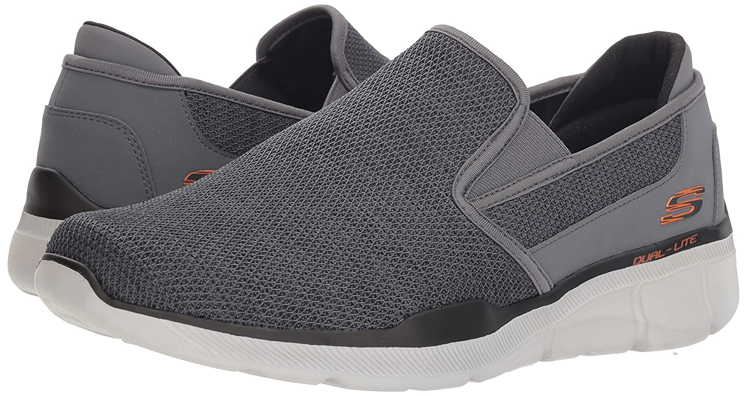 Skechers-Men-039-s-Equalizer-3-0-Sumnin-Slip-On-Loafer-Shoes-Lightweight thumbnail 22